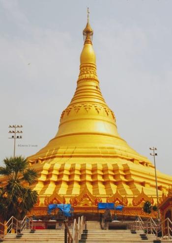 Global Vipassana Pagoda - Gorai