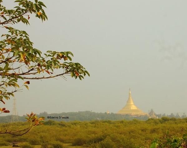 Global Vipassana Pagoda