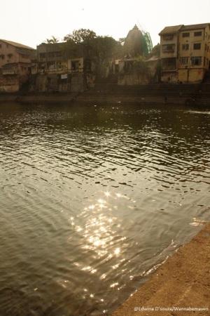 Banganga waters