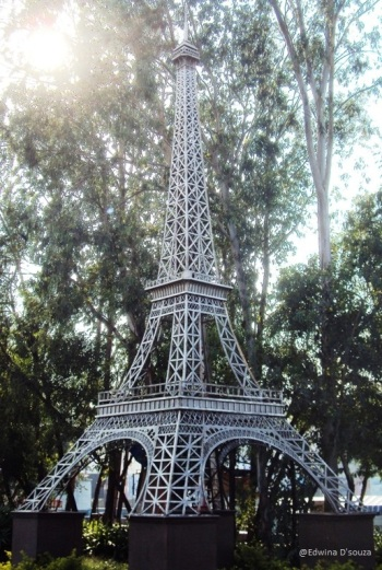 Replica of Eiffel Tower