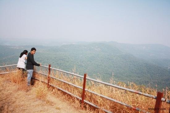 At Karnala Fort