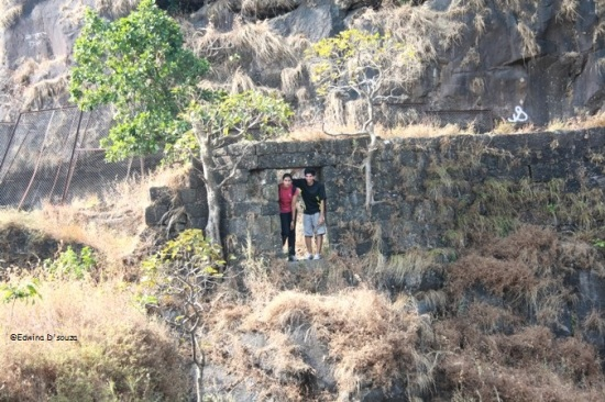 Karnala Fort Ruins