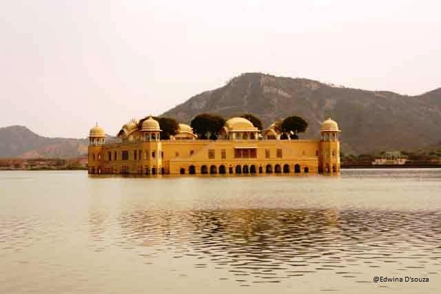 Jal Mahal, Jaipur (Photo Credits: Noella D'souza)