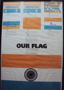 Journey of the Indian National flag