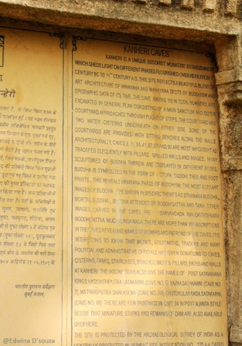 Kanehri Caves history on marble
