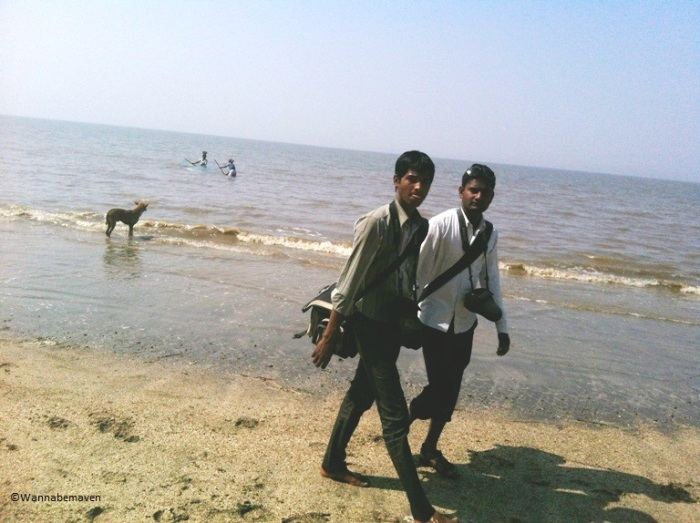 Jhampore beach - Daman
