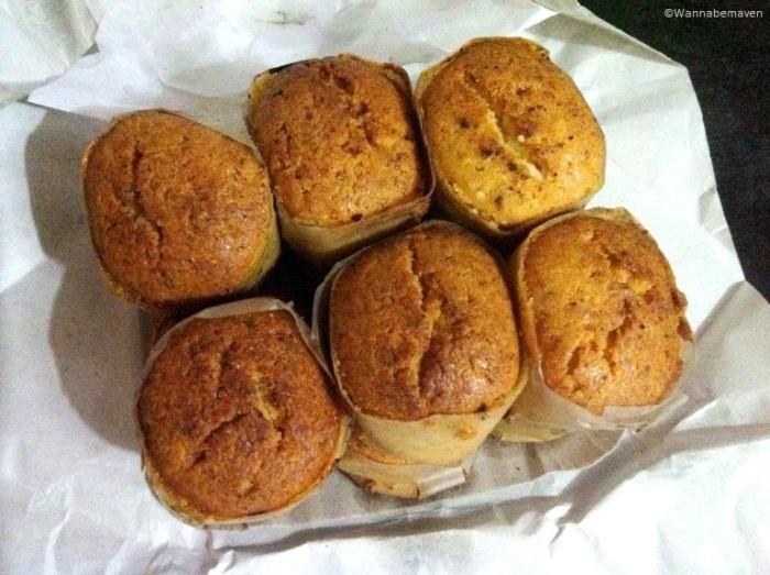 Mava Cakes at Merwans