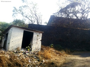 Sewri Fort - Forts in Mumbai