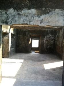 inside Sion fort