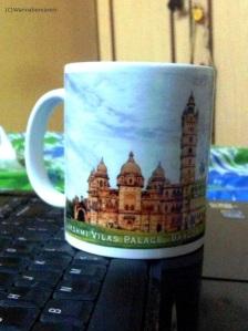 Laxmi Vilas Palace souvenir