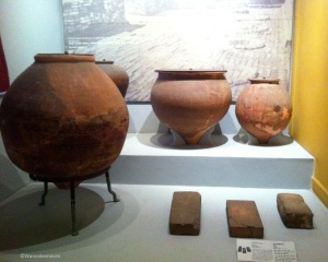 pots from the Harappan civilization