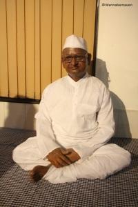 Anna Hazare - Local Political activitist