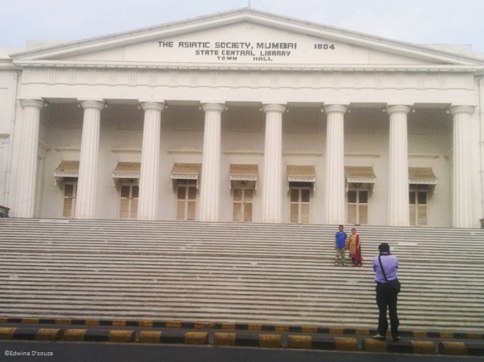 Asiatic Society town hall