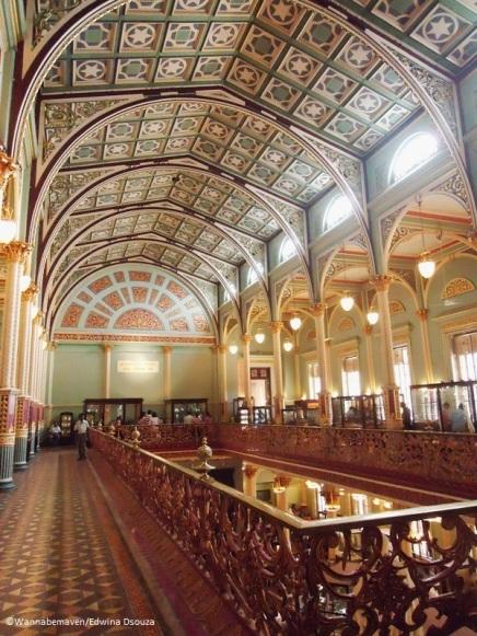 Bhau Daji Lad museum Architecture