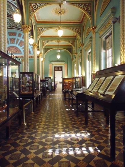 Inside Bhau Daji Lad Museum