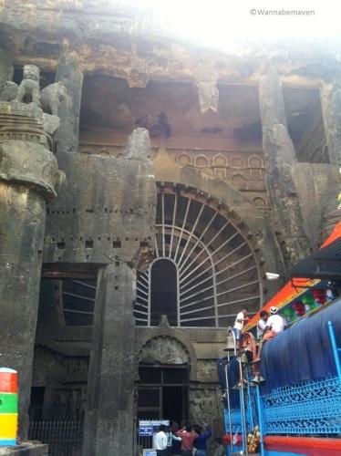 Karla caves lonavala and Ekvira devi temple