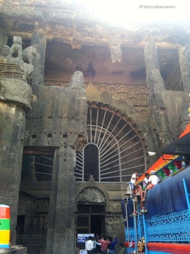 Karla caves and Ekvira devi temple