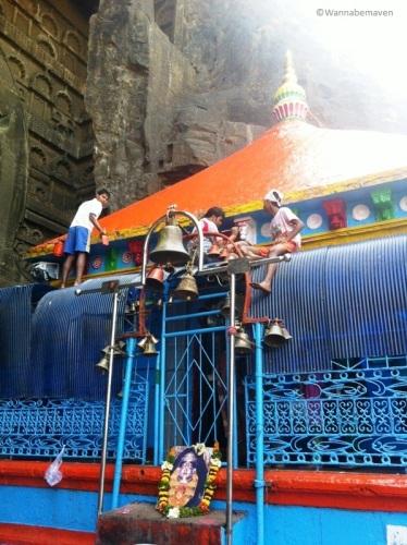 Ekvira Temple - Karla caves Lonavala