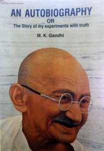 My Experiments with Truth - Mahatma Gandhi