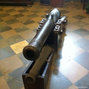 objects  inside Bhau Daji Lad museum