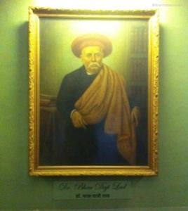Founder - Dr. Bhau Daji Lad