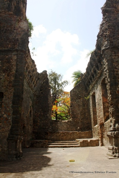 Ruins of Vasai Fort