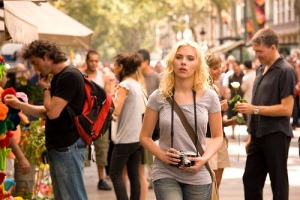 Scarlet Johanson in Vicky Christina Barcelona