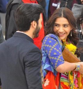 Sonam Kapoor still
