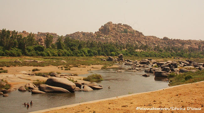 Tungabhadra and Hampi Landscape